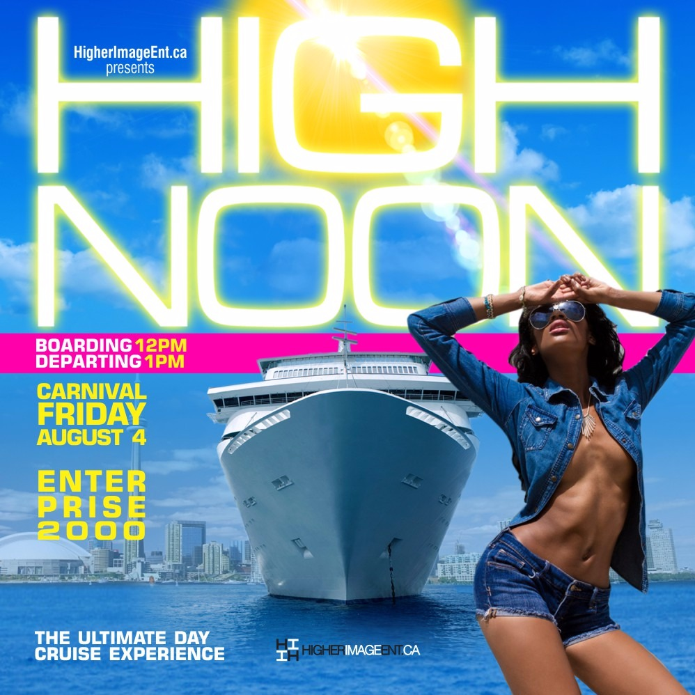HIGH NOON BOAT CRUISE 2017