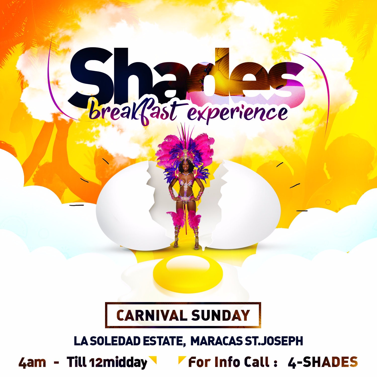 SHADES BREAKFAST EXPERIENCE 2017