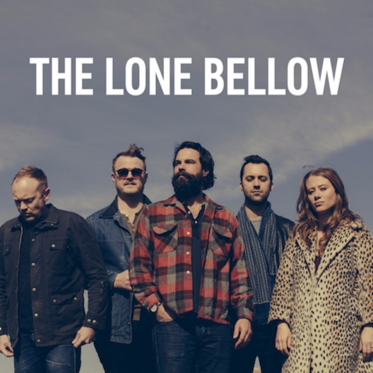 The Lone Bellow at The Opera House