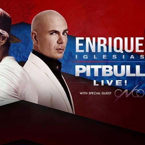 Enrique Iglesias & Pitbull Live! with CNCO at Madison Square Garden