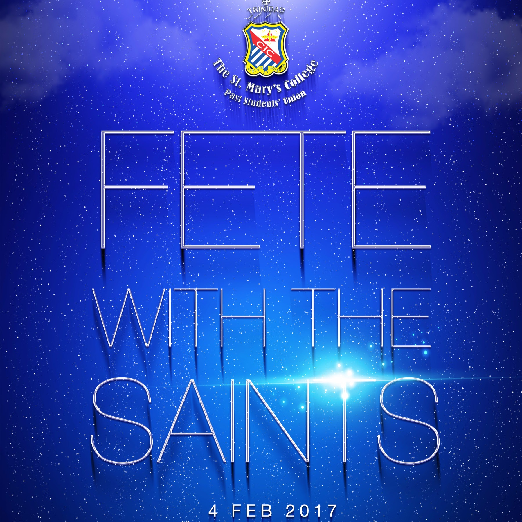 Fete with the Saints - All Incl.