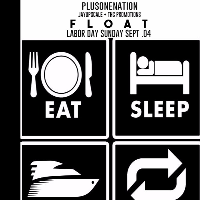 FLOAT - EAT SLEEP FLOAT REPEAT