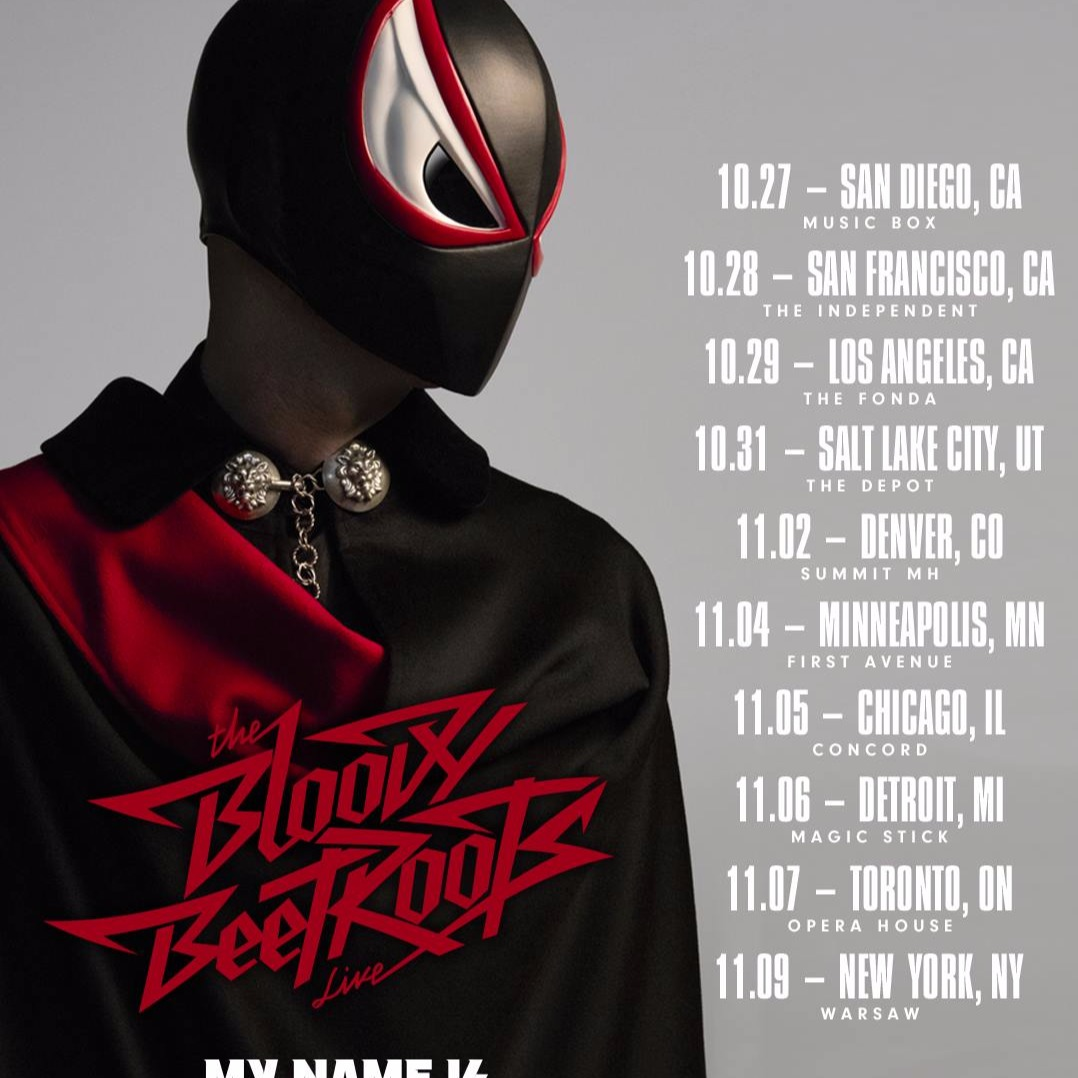 The Bloody Beetroots at The Opera House