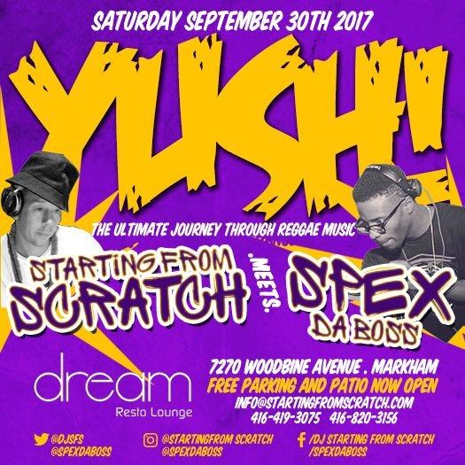 Yush - A Journey Through Reggae Music