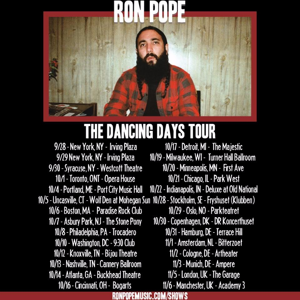 Ron Pope at The Opera House