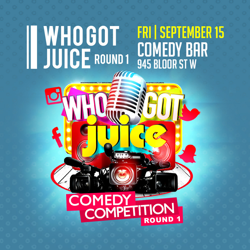 JUICE Comedys Who Got Juice - Round 1 (Soul Food Comedy Festival 2017)