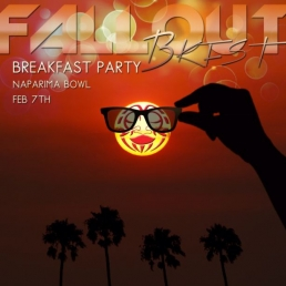 Fall Out Breakfast Party