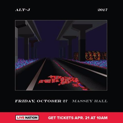 Alt-J at Massey Hall