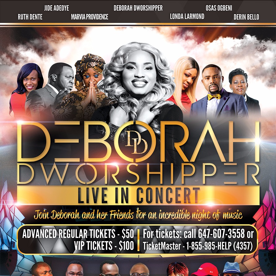 DEBORAH DWORSHIPPER LIVE IN CONCERT