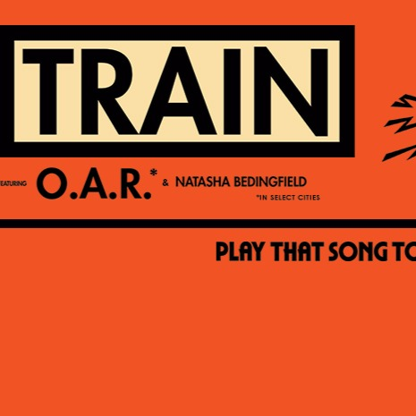 Train: Play That Song Tour at Budweiser Stage