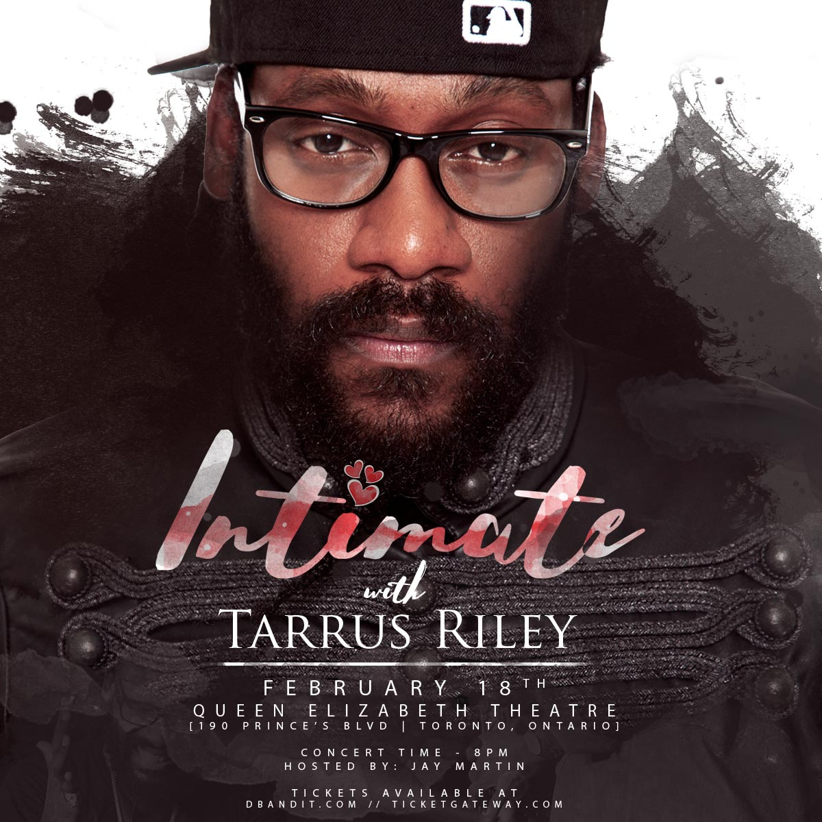 Intimate with Tarrus Riley