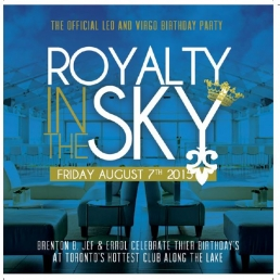 ROYALTY IN THE SKY