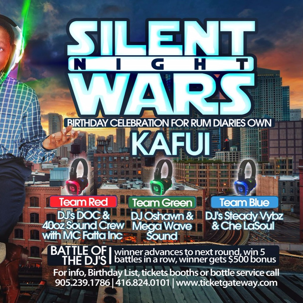 SILENT NIGHT WARS