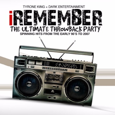 iREMEMBER THE ULTIMATE THROWBACK PARTY
