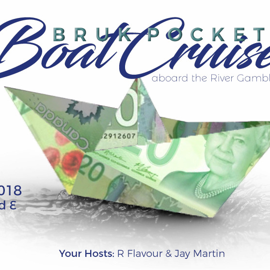 Bruk Pocket - Boat Cruise 2018