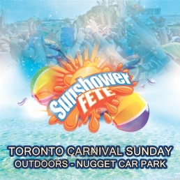 SUNSHOWER FETE 2015