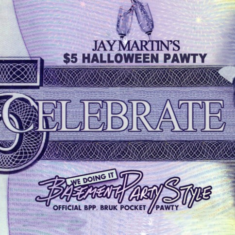 Jay Martin's $5 Halloween Bruk Pocket Party
