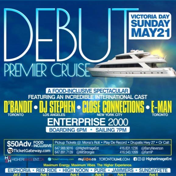 Debut Premier Cruise 2017