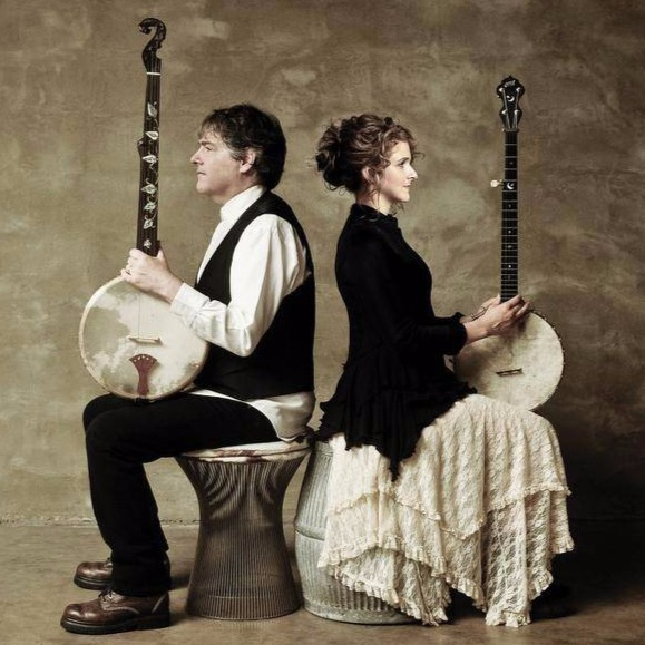 Bela Fleck & Abigail Washburn at Danforth Music Hall