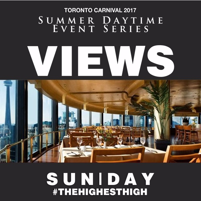 VIEWS: SUN | DAY Brunch & DayParty