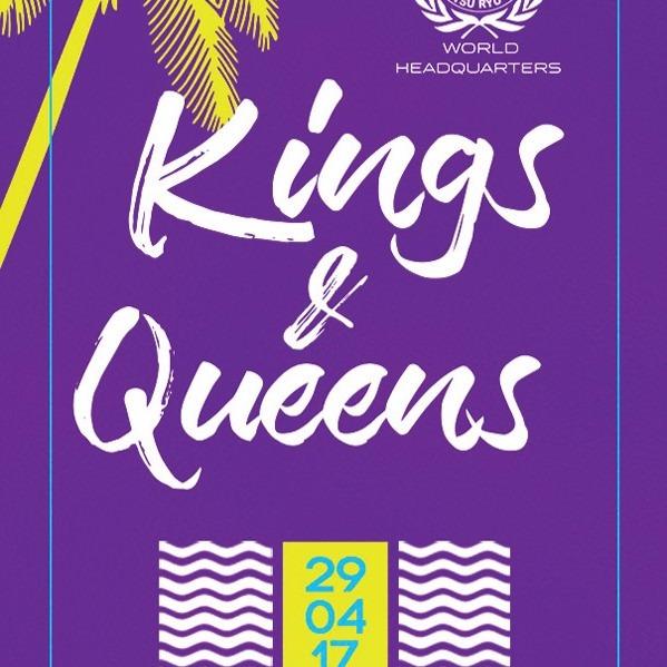 KING'S &QUEENS