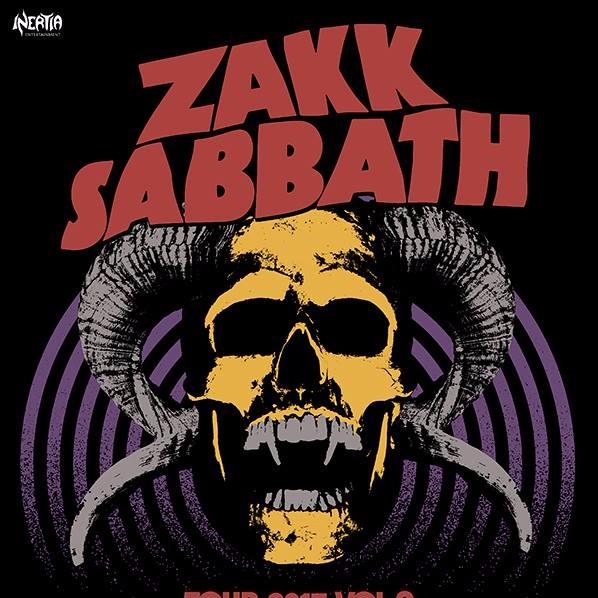 Zakk Sabbath at The Opera House