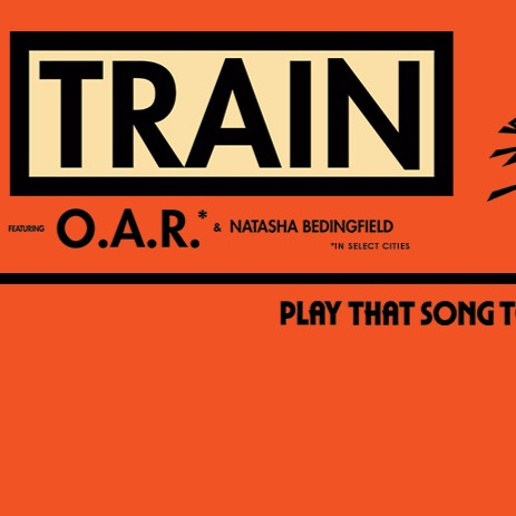 Train: Play That Song Tour at PNC Bank Arts Center