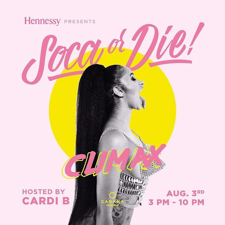 SOCA OR DIE! Carnival Thursday 2017