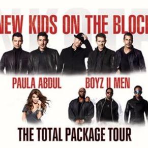 New Kids On The Block, Paula Abdul & Boyz II Men at Air Canada Centre