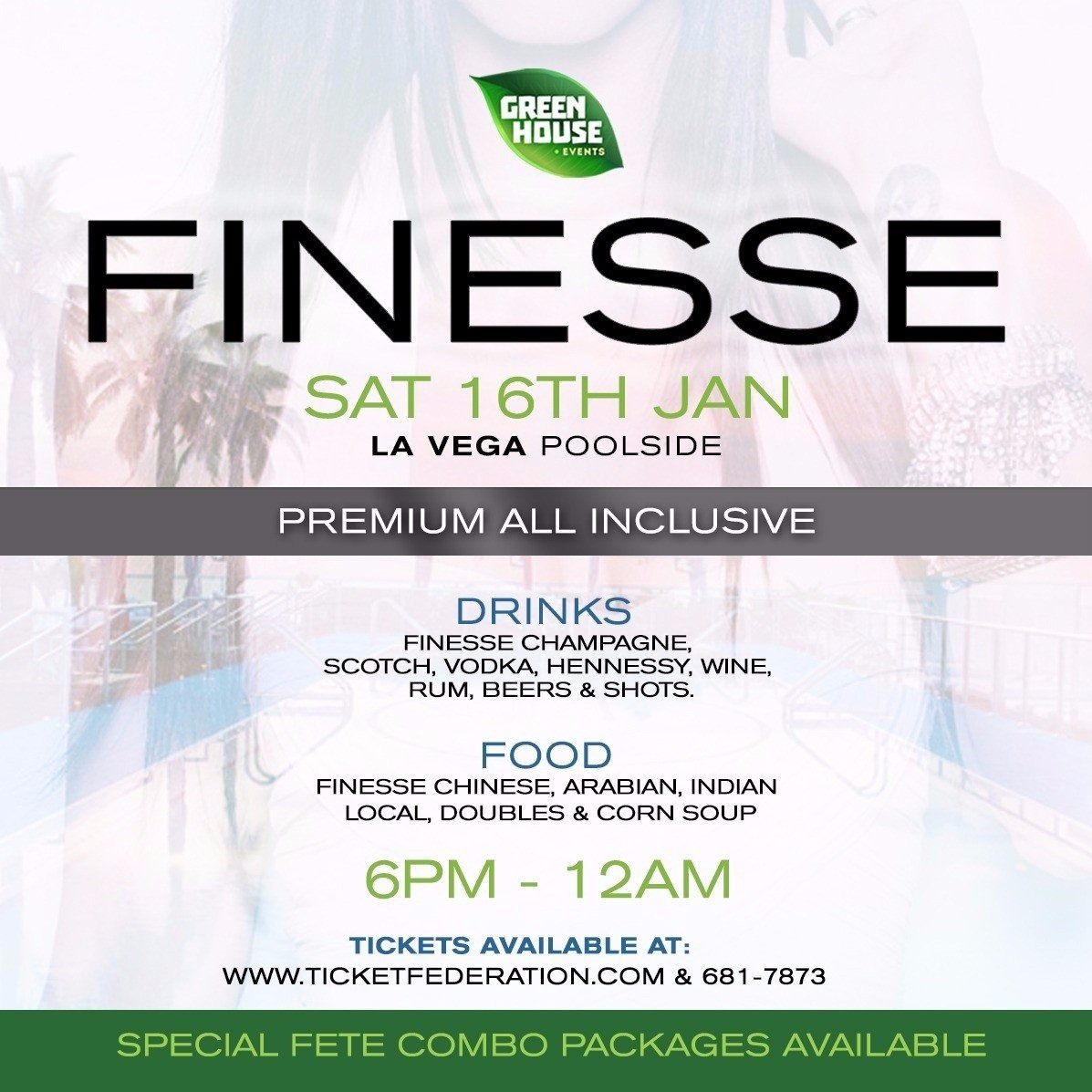 Finesse - All Inclusive
