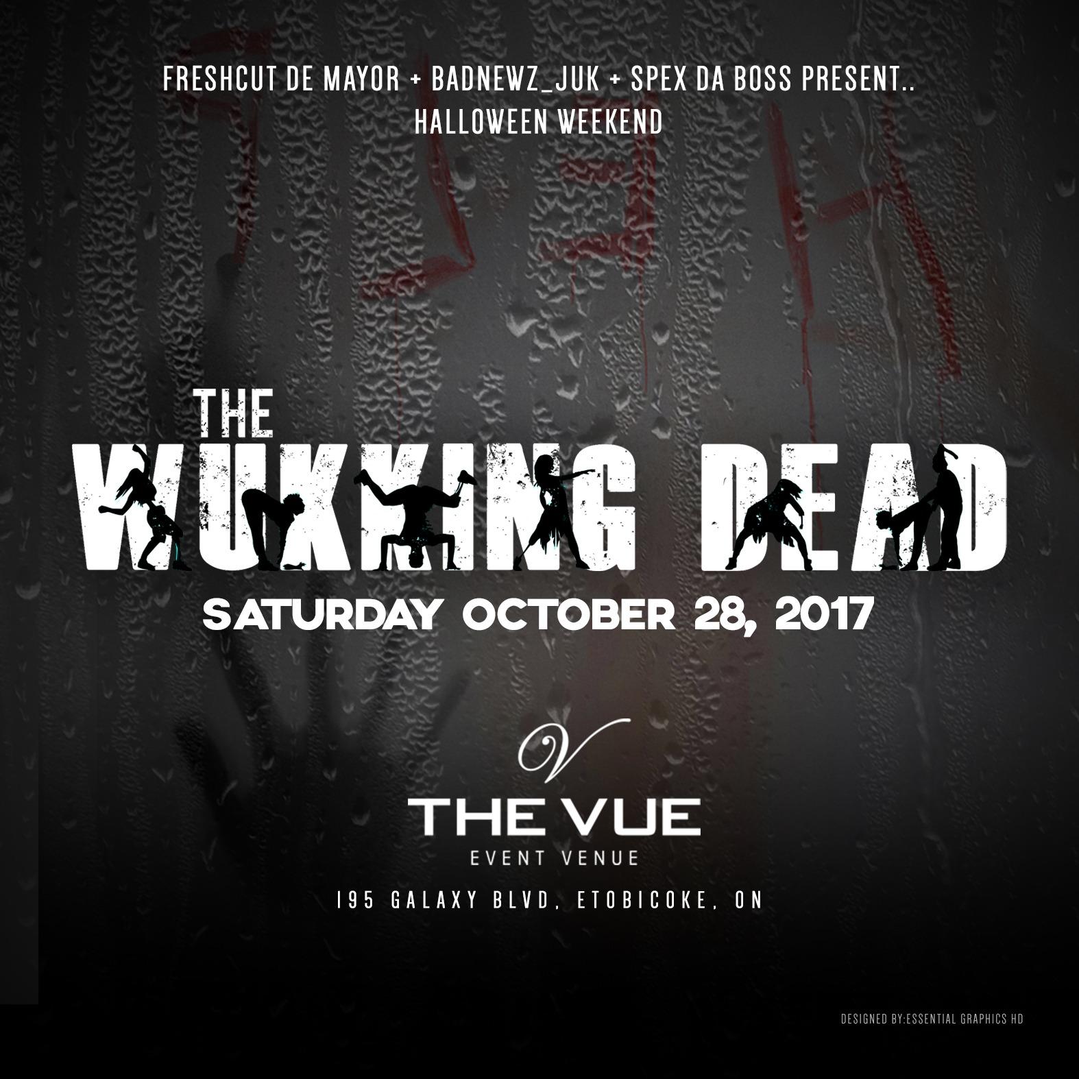 The Wukking Dead