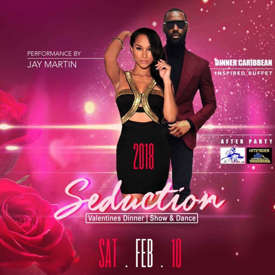 Seduction 9 - Show/Dance and Dance Only Tickets available here.