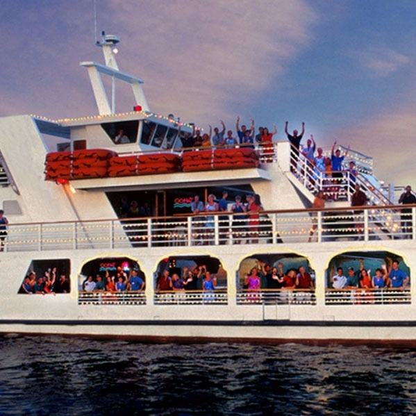 3rd Annual Vincy Boat Cruise