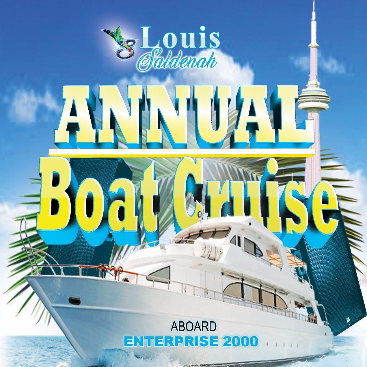 Louis Saldenah Annual Boat Cruise 2017