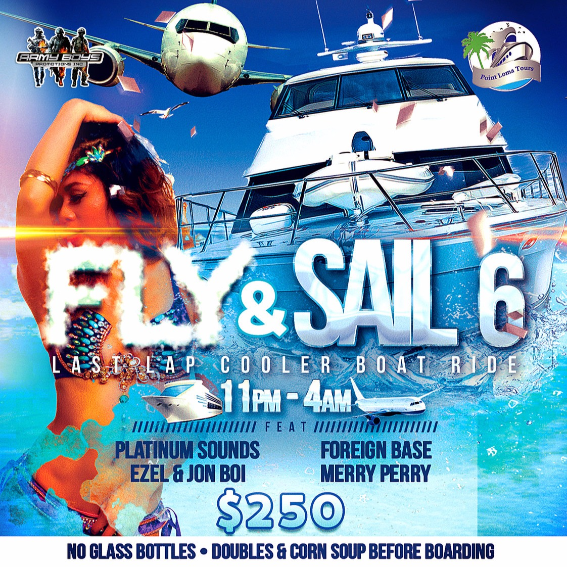 FLY AND SAIL 6