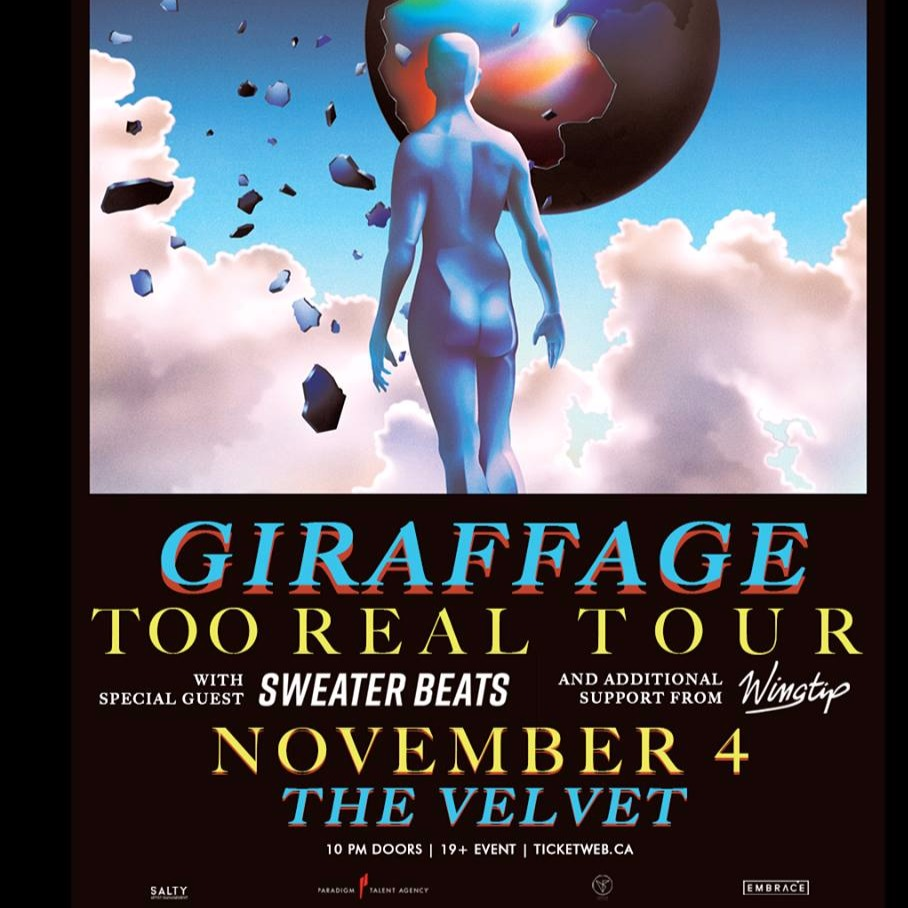Giraffage at The Velvet Underground