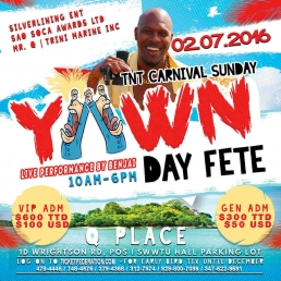 Yawn - Day Fete