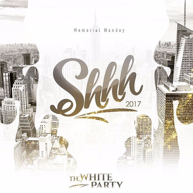 SHHH 2017... The White Party