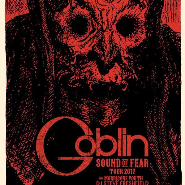 Goblin & Morricone Youth w/DJ Steve Freshfield at The Opera House