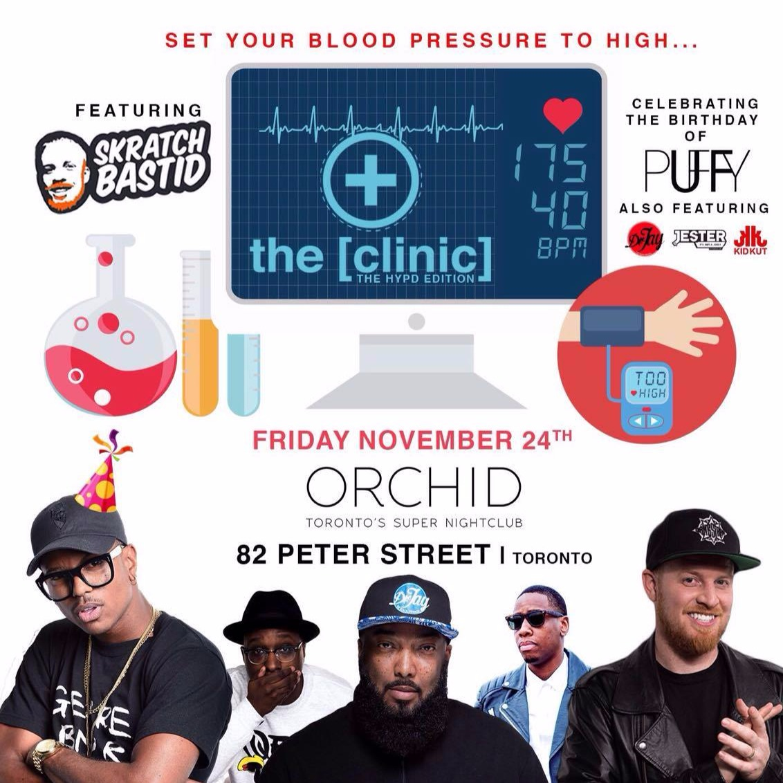 The Clinic at Orchid