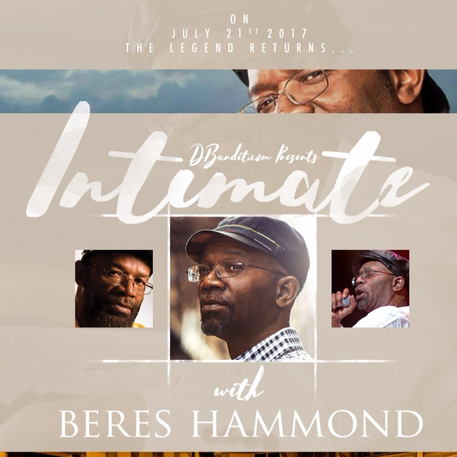 Intimate with Beres Hammond