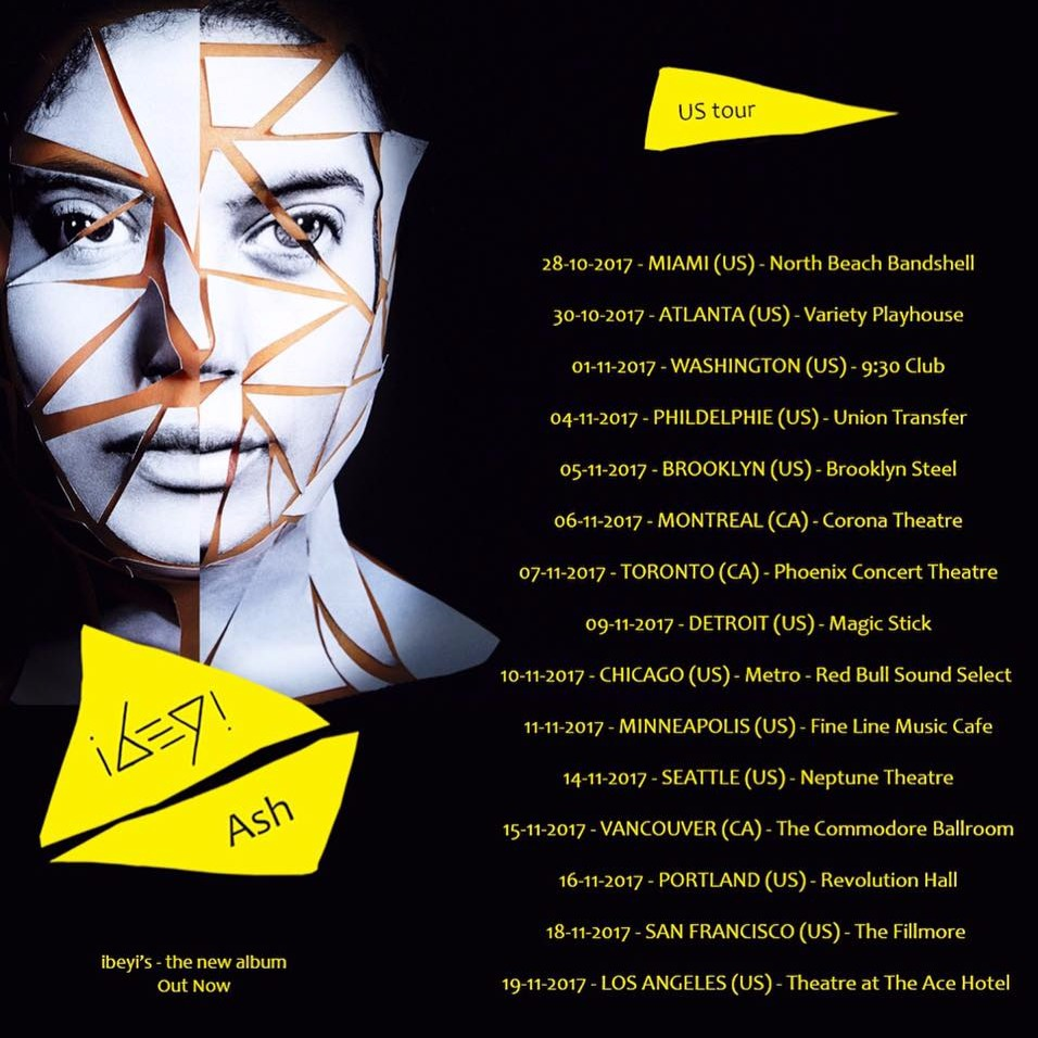 Ibeyi at Phonix Concert Theatre