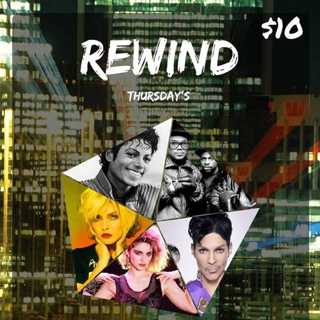Rewind Wednesdays
