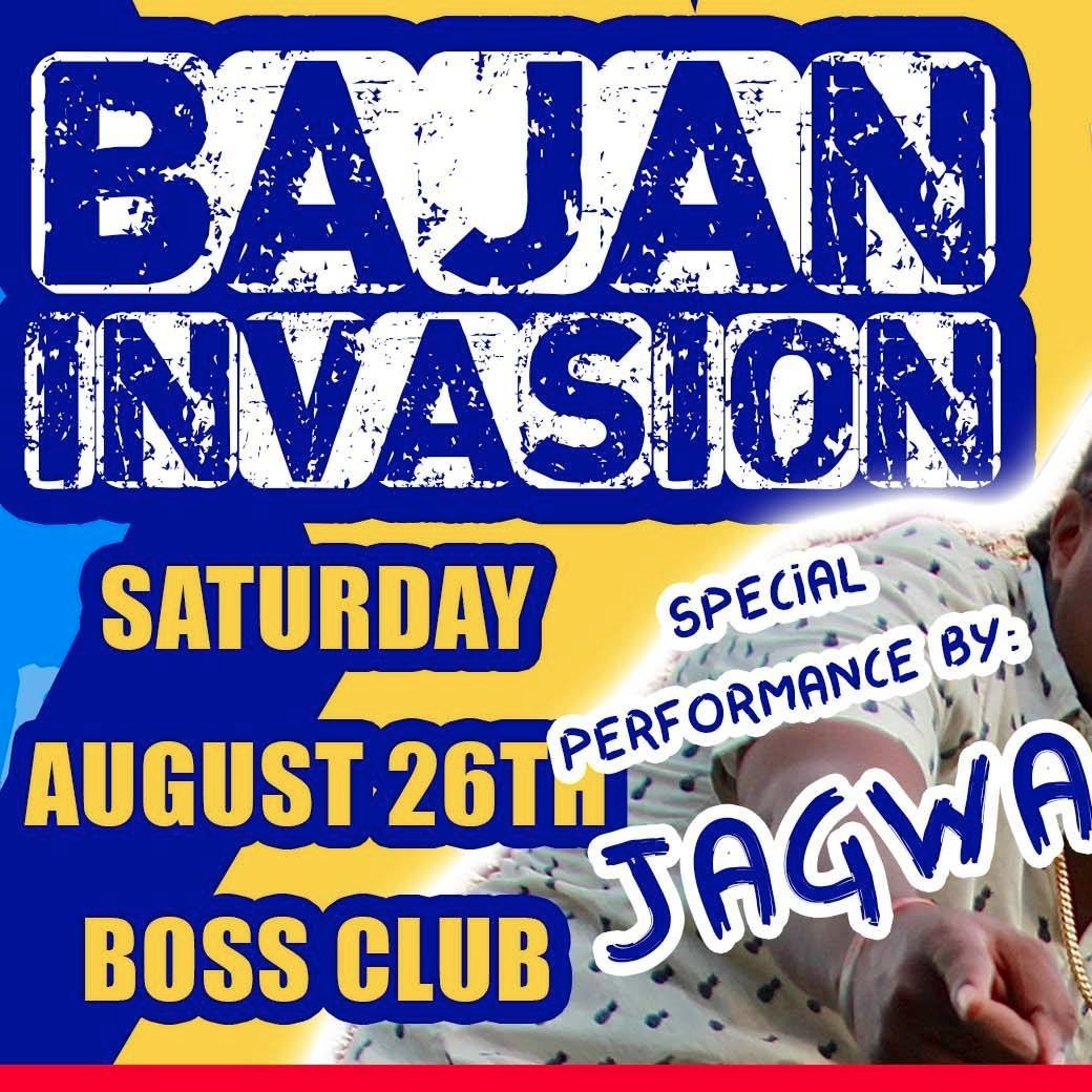 BAJAN INVASION 2017 featuring JAWGA live from Barbados