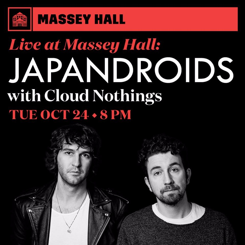 Japandroids at Massey Hall
