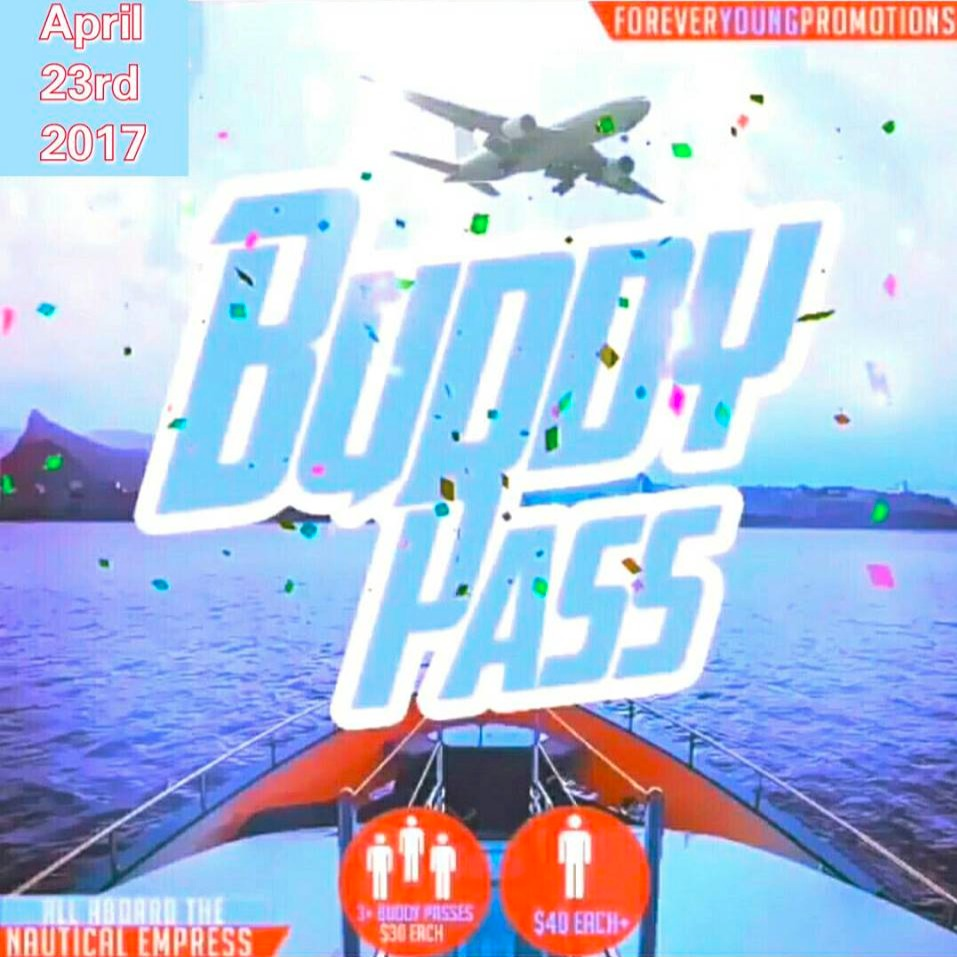 BuddyPass Boatride