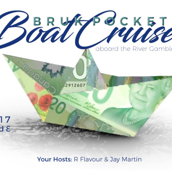 BRUK POCKET BOAT CRUISE 2017