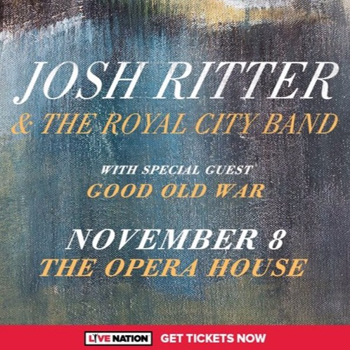Josh Ritter at The Opera house