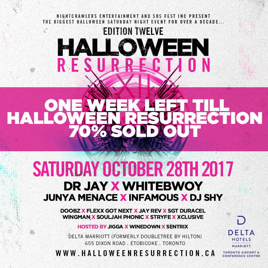 HALLOWEEN RESURRECTION 2017 | Edition Twelve