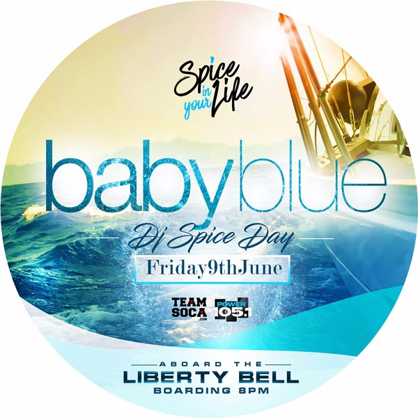 The Official Baby Blue Birthday Boatride for DJ Spice - DJ Spice Day